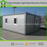 콘테이너 집 강철 구조물 샌드위치 위원회 Prefabricated 집