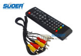Suoer 1080P Full HD DVB-T2 위성 텔레비젼 Receiver HD Digital DVB Set Top Box (MPEG4 DVB-T2)