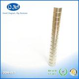 N52 Sintered Magnetic Material NdFeB Round Magnet para Phone/Sensors