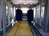Máquina da lavagem de carro do túnel com escovas de lustro
