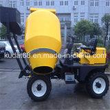 1000L Self Loading Concrete Mixer (SD1000M)
