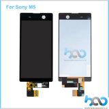 Touch Screen ruft LCD-Bildschirmanzeige für Panel Sony-Xperia M5 LCD an