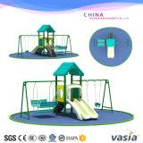 就学前の子供のための子供の屋外の運動場