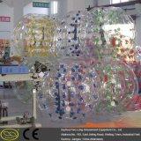 Ursprünglicher Hersteller-im Freien aufblasbarer Luftblasen-Innenfußball