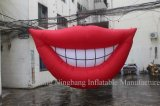 Hot Inflatable Decoration Smile for Promotion