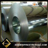 Farbe galvanisierte überzogenen Stahlring-Streifen