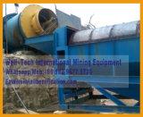 Écran de lavage de tambour de trommel d'usine de sable d'or
