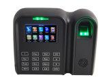 Noten-Tastaturblock-Fingerabdruck-Zeit-Anwesenheits-System (Qclear-TC)