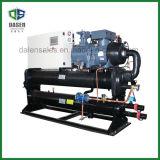 верхняя часть 490HP продавая охладитель воды винта гликоля низкой температуры охлаженный водой промышленный