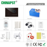 GSM Alarm van Wireless China Made van het huis met iPhone & Android APP (pst-GA242Q)