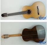 Handmade Aiersi 주된 연주회 올려진 Fingerboard 디자인을%s 가진 모든 단단한 고아한 기타