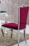 ホーム家具の食堂の流行のステンレス鋼の金属の結婚式の椅子