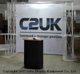 Продукты торговой выставки стойки TV индикации ферменной конструкции выставки модульные