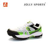 Атлетические функциональные ботинки бейсбола сверчка обуви с ногтями для людей