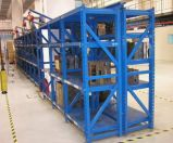 Rack de stockage à glissement en acier inoxydable