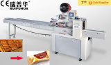 베개 Type Pie 또는 프랑스 Roll/Shortbread/Lady-Fingers/Waffle/Wafer Biscuit/Ginger Nut/Macaroon/Bagel Chips/Croustadepackaging Machine (ZP-100 Series)