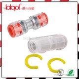 Cubierta de alta calidad del DB del Str micro 12/10mm+dB del acoplador del conducto