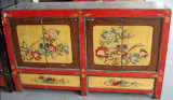 Китайский шведский стол древесины античной мебели