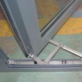 Окно Casement высокого качества алюминиевое с форточкой K03049 Fix