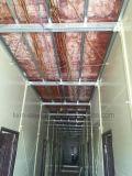 Coût bas de construction de bâti en acier mobile de Chambre/système/bureau