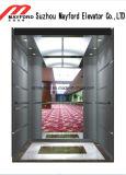 기계 Roomless를 가진 1000kg 큰 수용량 전송자 엘리베이터