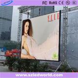 Placa de indicador de fundição Fullcolor ao ar livre do diodo emissor de luz P8 feita em China