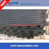 Couvre-tapis stable en caoutchouc stable en caoutchouc de plancher de couvre-tapis de plancher de vache à couplage/cheval de couplage