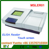 Elisa/Elisaの読取装置Msler01のための実験室のEquipmenet Microplateの読取装置
