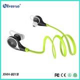 Écouteurs bas profonds d'Earbuds de Bluetooth d'écouteurs sans fil de sport avec la MIC