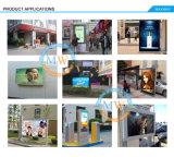 모니터 (MW-55ODSP)를 광고하는 높은 광도 햇빛 읽기 쉬운 55 인치 옥외 LCD