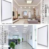 능률적인 에너지 절약 차가운 백색 두 배 색깔 사각 위원회 빛
