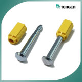 De Lengte van de Toppositie van het staal: de Verbinding van de Bout van de Container van 85.5mm