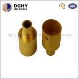 機械で造られた製造の真鍮の部品を製粉するOEM/ODM CNCの精密