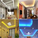 LED-Lichtstreifeninstallationssatz targher blauer LED Streifen wasserdichtes SMD 5730 RGB 16.4 FT 5m 300 LED