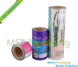 Пластичная втулка ярлыка пленки упаковывать Shrink