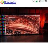 Mur visuel d'intérieur de P5 DEL pour la définition élevée d'exposition de location