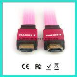 Плоский кабель куртки PVC 1.4V 1080P HDMI