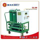 Populäre mehrstufige exakte Öl-Filtration-Maschine (DJL-300)
