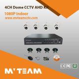 Kit delle macchine fotografiche 4CH DVR di obbligazione domestica 720p Ahd di prezzi di fabbrica