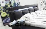 Modernes rundes Bett A508 mit LED-Licht