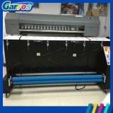 Pista del precio de fábrica de Garros Ajet 1601d Dx5 directa a la impresora de la tela