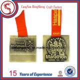 Medalha de metal desportivo