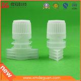 Пластичный Spout с крышкой для изготовления мешка студня
