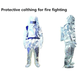 Op hoge temperatuur verzet me tegen de Beschermende Thermische Beschermende Kleding van de Veiligheid
