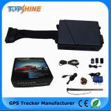 Perseguidor de seguimiento en tiempo real del GPS del vehículo de las motocicletas del localizador de Gapless GPS