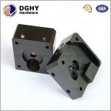 Peças de metal fazendo à máquina da precisão do CNC da liga de alumínio com revestimento agradável