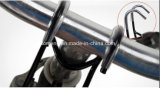 Cesta de Dacron para a bicicleta adulta