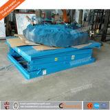 De betrouwbare Stationaire Hydraulische Lift van de Schaar met 1000kgs