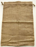 Sacchetto ecologico del riso della tela da imballaggio della iuta per imballaggio 10kg