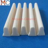 Piastrina di ceramica industriale dell'allumina 99 di temperatura elevata 95